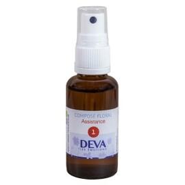 N°1 assistance bio - 30.0 ml - elixirs floraux deva bio - deva Equilibre, stabilité, régénération-122171