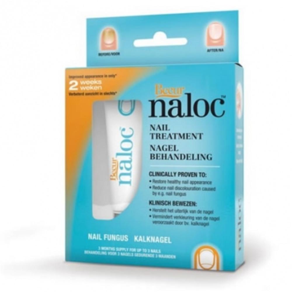 Naloc mycose des ongles - 10.0 ml - meda pharma -145399
