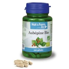 Nat & form bio aubépine - nat & form -201907