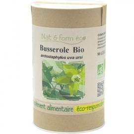 Nat & form eco busserole bio 80 gélules - nat & form -197926