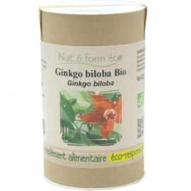 Nat & form eco ginkgo biloba bio - nat & form -197931