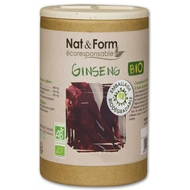Nat & form eco ginseng rouge bio de chine - nat & form -197952