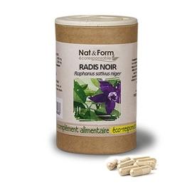 Nat & form ecoresponsable radis noir bio 90 gélules - nat & form -197945