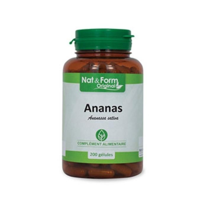 Nat & form original ananas - 200 gélules Nat & form-6602