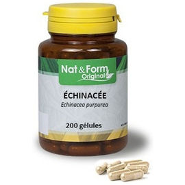 Nat & form original echinacée- 200 gélules - nat & form -210911