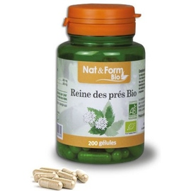 Nat & form original reine des prés - 200 gélules - nat & form -210917