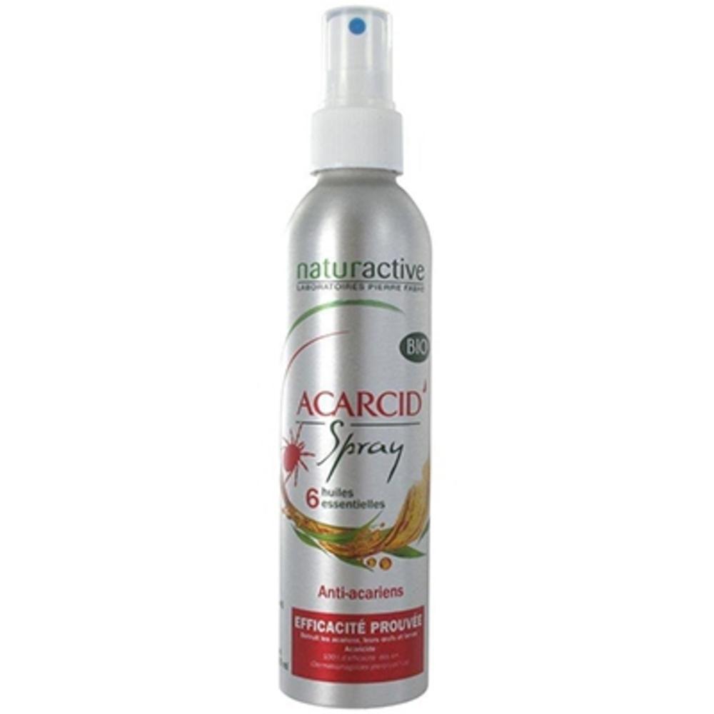 Naturactive acarcid' spray - 200ml - 200.0 ml - naturactive -144578