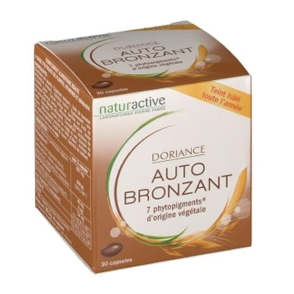 Naturactive doriance autobronzant 30 capsules - doriance -205718