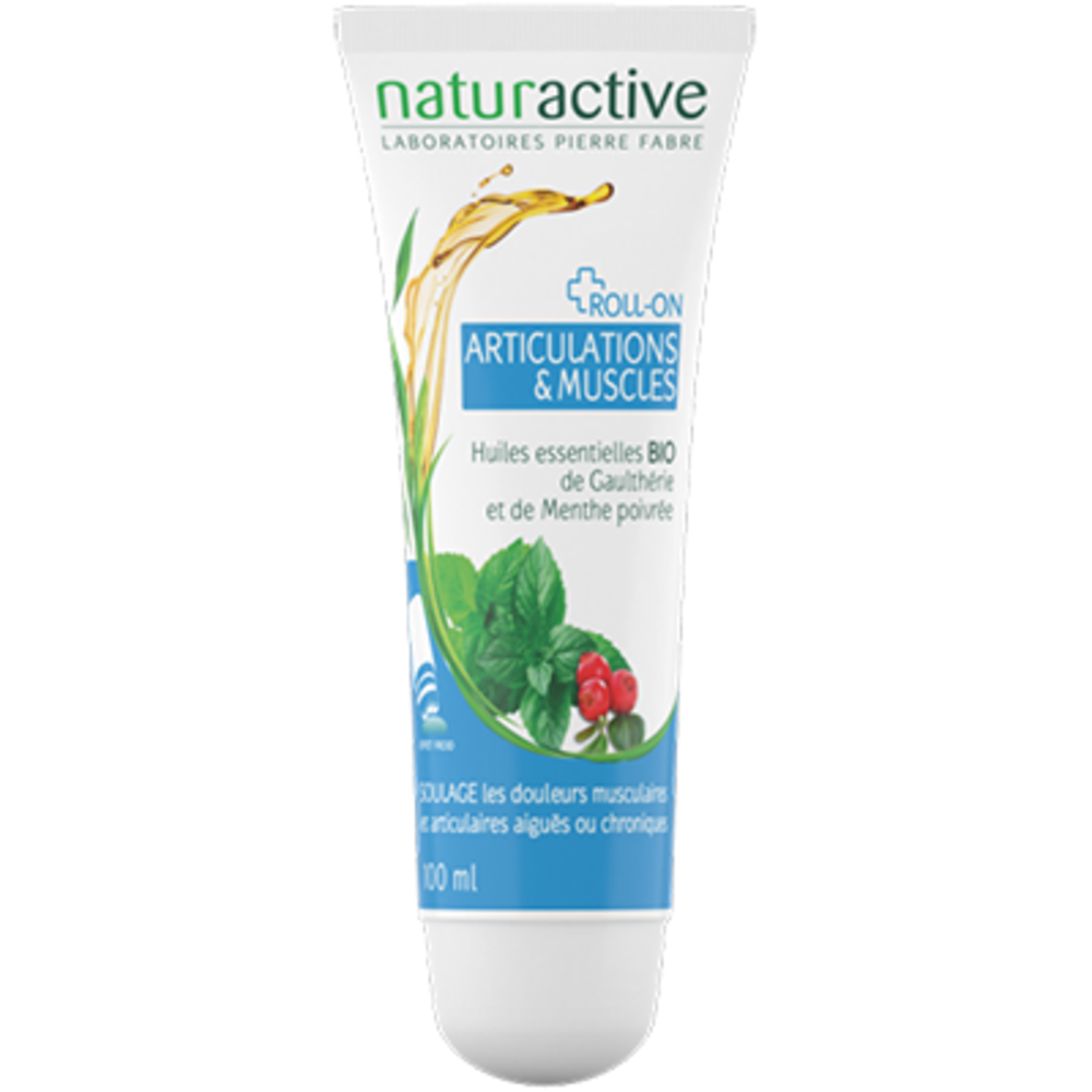 NATURACTIVE Roll-On Articulations & Muscles 100ml - Naturactive -223341