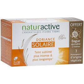 Naturactive  solaire 2x30 capsules + bague offerte - doriance -225898