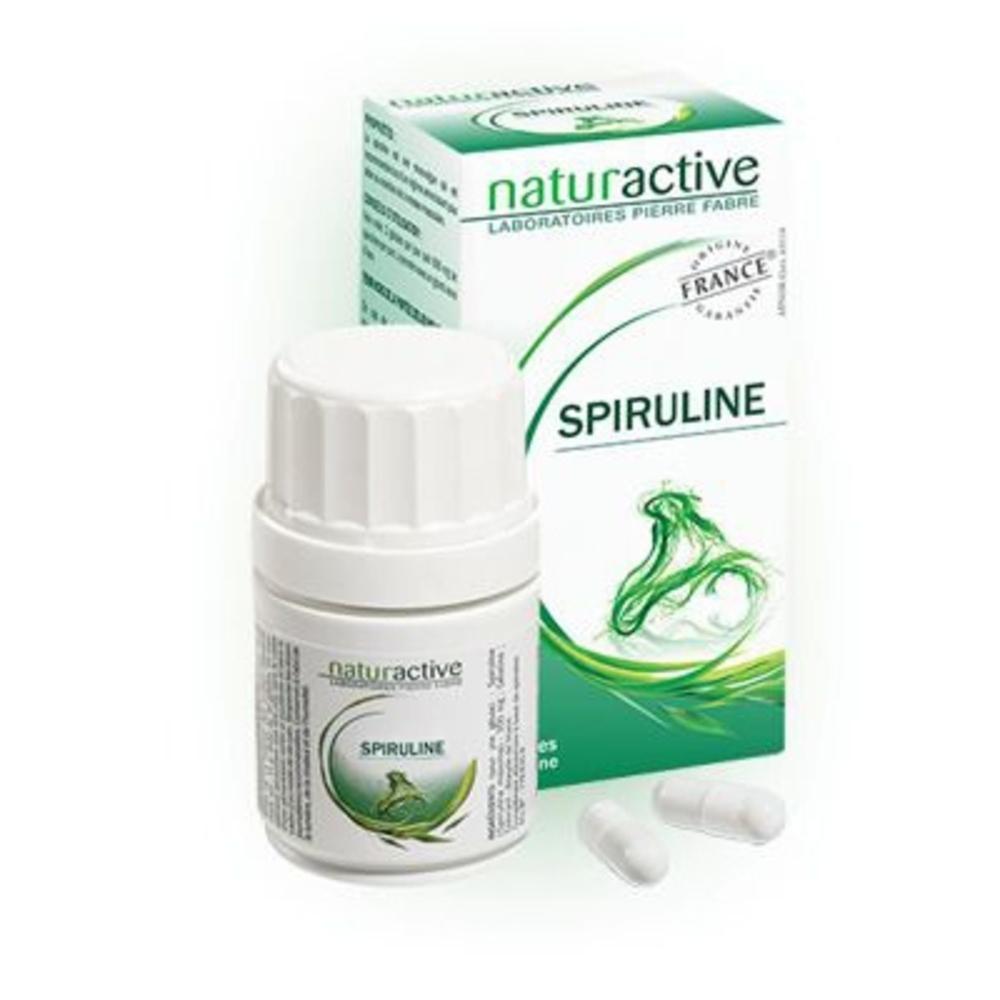Naturactive spiruline - 20 gélules - naturactive -204880