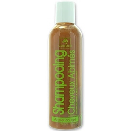 Naturado shampooing cheveux abîmés bio 200ml - naturado -197965
