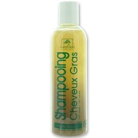 Naturado shampooing cheveux gras bio 200ml - naturado -197968