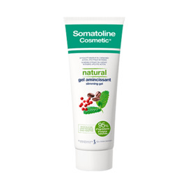 Natural gel amincissant 250ml - somatoline cosmetic -220266