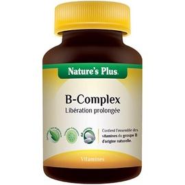 Nature's plus b complex - 60.0 unites - nature plus -8725