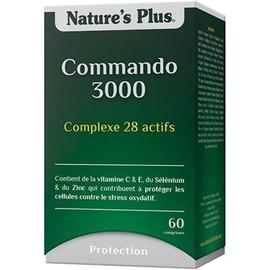 Nature's plus commando 3000 - nature plus -137057