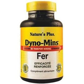 Nature's plus dyno-mins fer - 30 comprimés - nature plus -199015