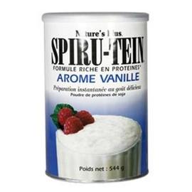 Nature's plus spirutein vanille - 16.0 unites - minceur / emulsification des graisses - nature plus -8719