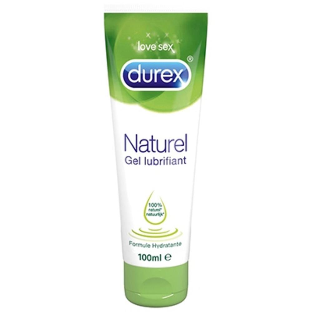 Naturel gel lubrifiant 100ml - durex -212555