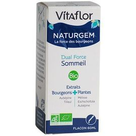 Naturgem sommeil bio 60ml - vitaflor -222817