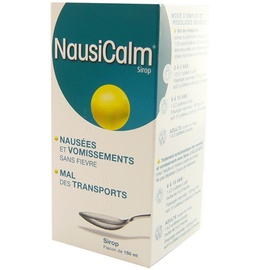 Nausicalm sirop - 150.0 ml - nogues laboratoires -192996