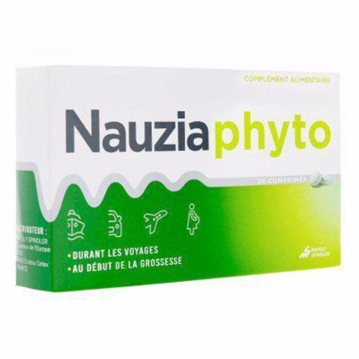 Nauziaphyto 36 comprimés Mayoly spindler-215559