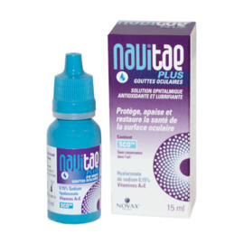 Navitae plus gouttes oculaires 15ml - densmore -225723