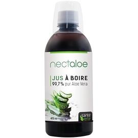 Nectaloé jus à boire - 473.0 ml - sante verte -143638
