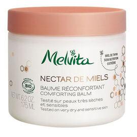 Nectar de miels baume réconfortant bio 175ml - nectar de miels - melvita -213398