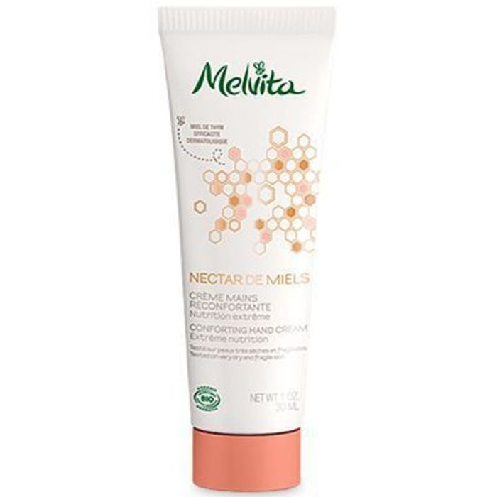 Nectar de miels crème mains réconfortante 30ml Melvita-213400