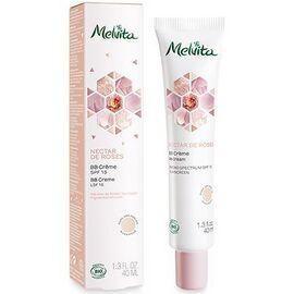 Nectar de roses bb crème spf15 bio 40ml - nectar de roses - melvita -213377