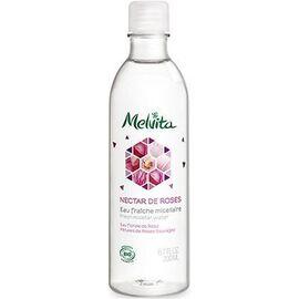 Nectar de roses eau fraiche micellaire bio 200ml - nectar de roses - melvita -213372