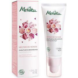Nectar de roses gelée fraîche désaltérante bio 40ml - nectar de roses - melvita -213374