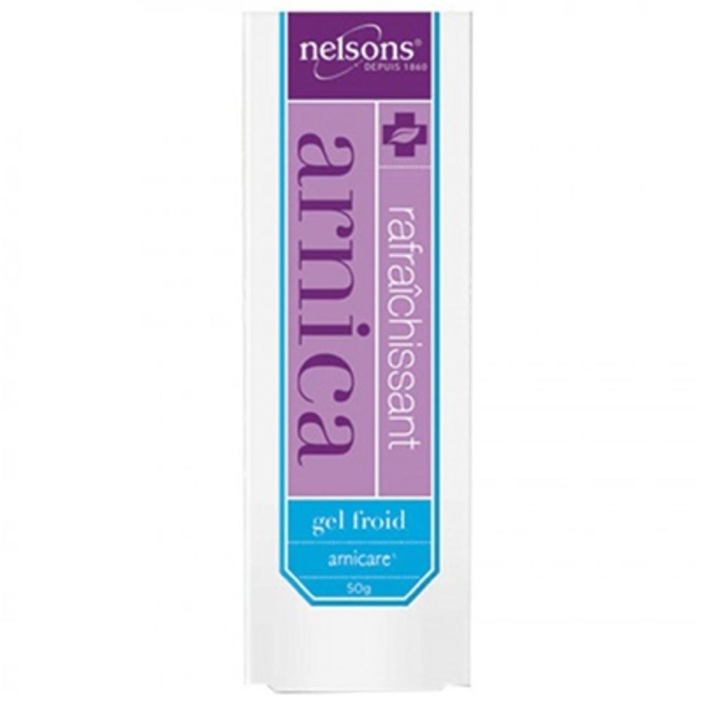 Nelsons arnica gel froid rafraîchissant - 50g - nelsons -211023