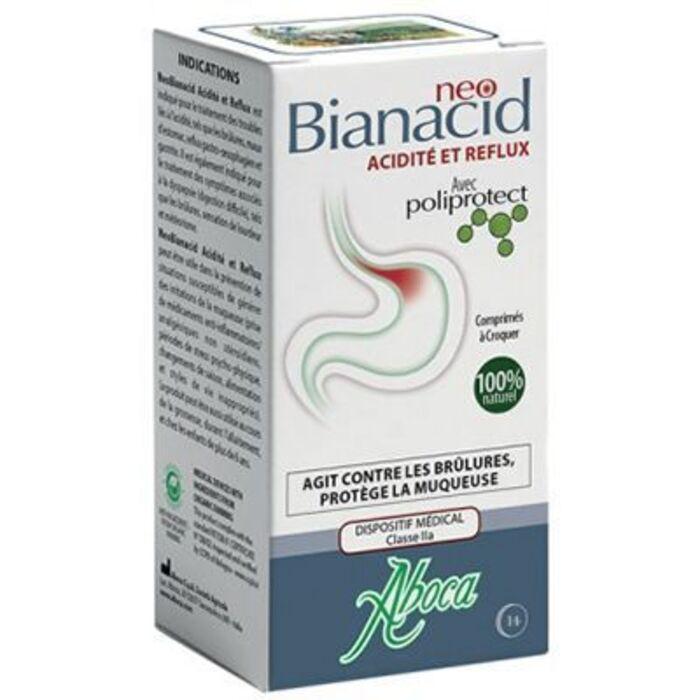 Neo bianacid 14 comprimés Aboca-221926