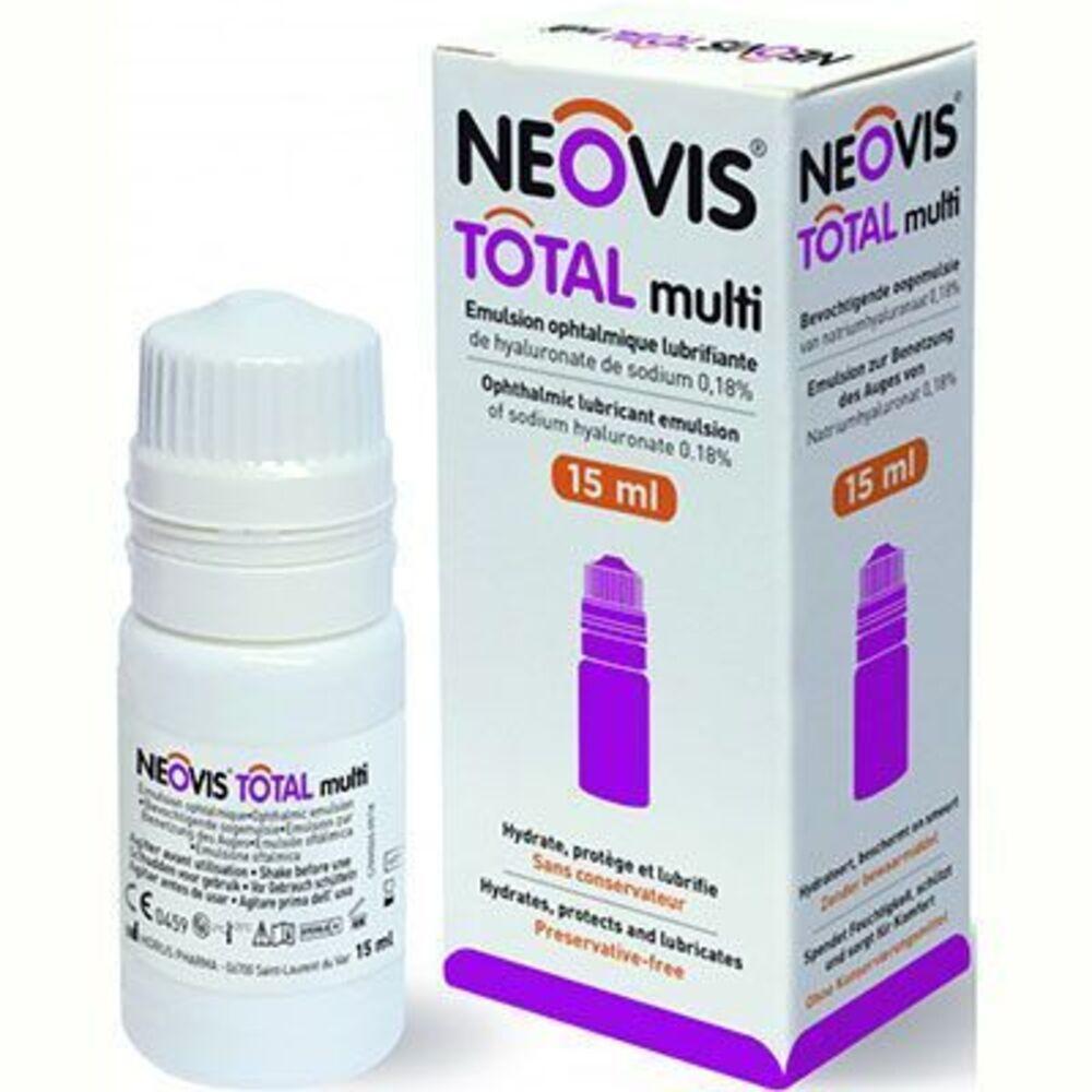 Neovis total multi 15ml - horus pharma -225948