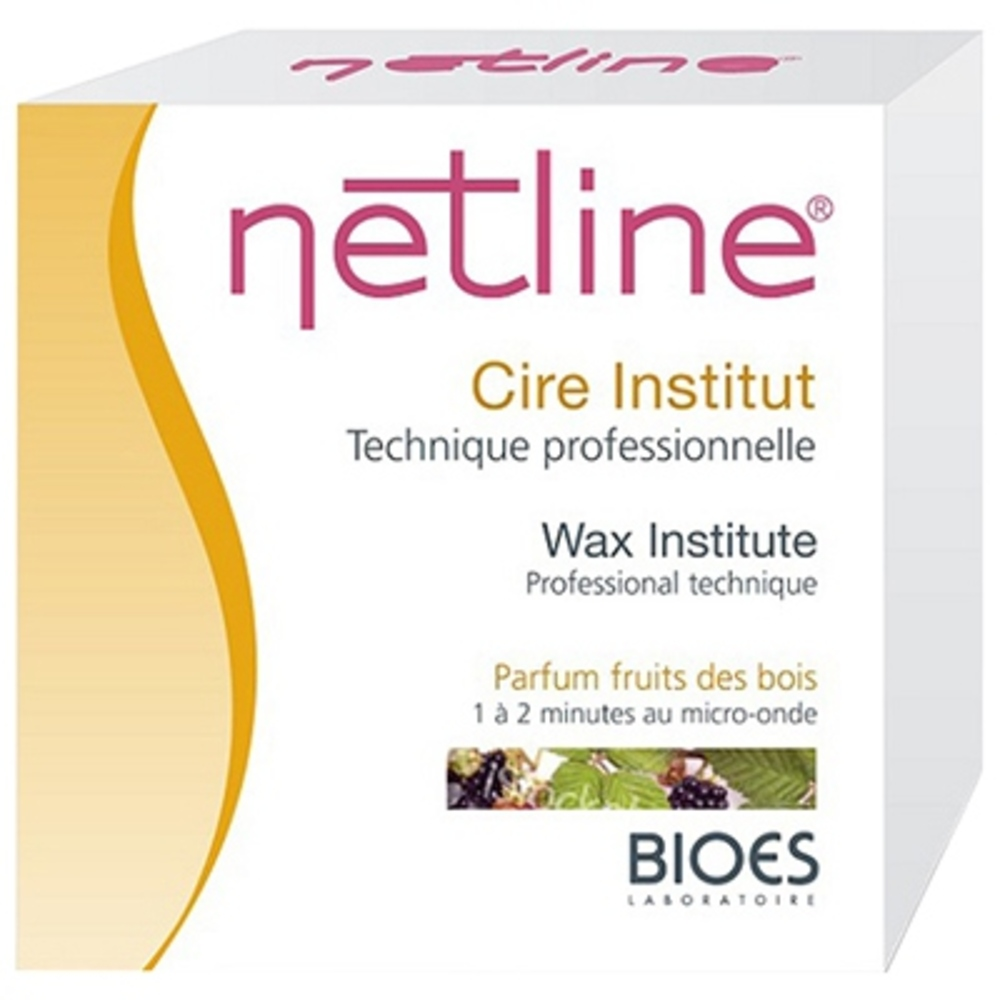 Netline cire institut fruits des bois - 250.0 ml - netline -4613