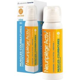 Neuriplege activ crème chauffante - 50g - neuriplege -205125