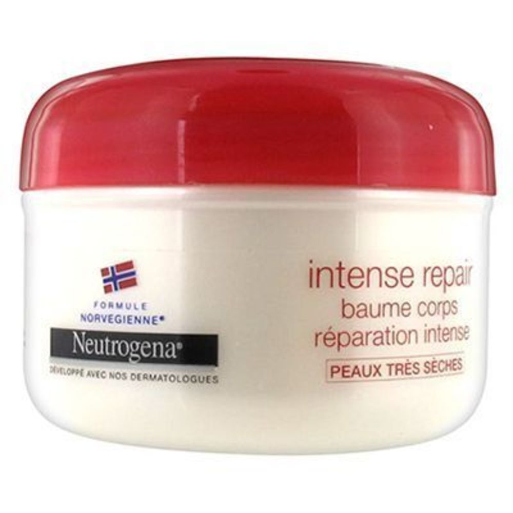 Neutrogena baume corps réparation intense 200ml - neutrogena -225926