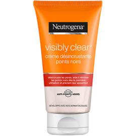 Neutrogena crème désincrustante points noirs 150ml - neutrogena -225932