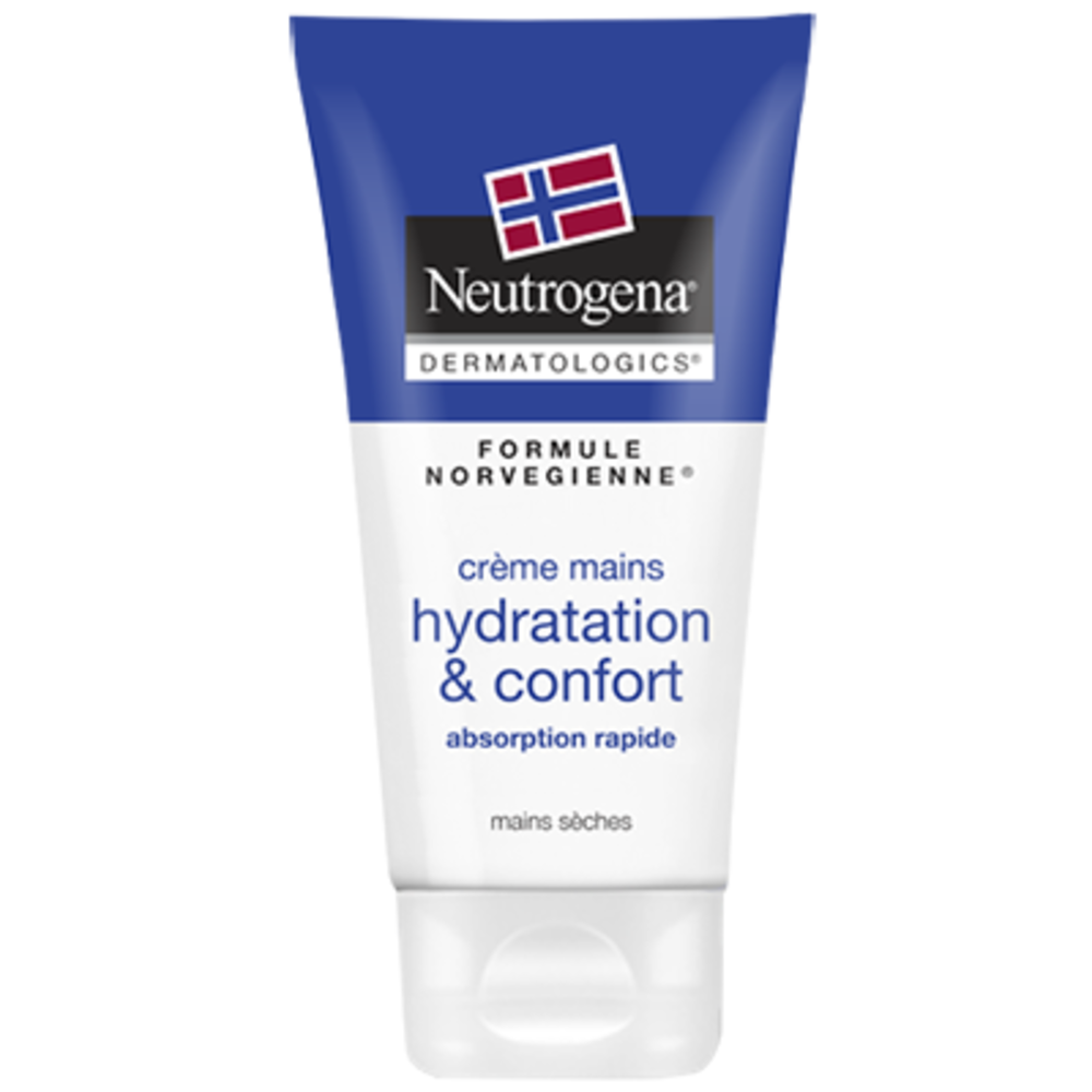 Neutrogena crème mains hydratation confort - neutrogena -203595