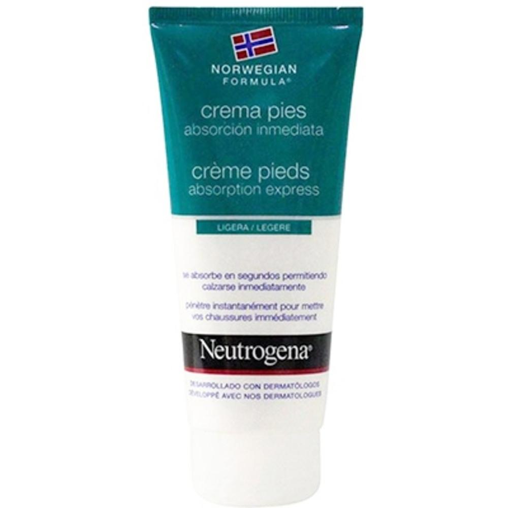 Neutrogena crème pieds absorption express - 100.0 ml - pieds - neutrogena -142870