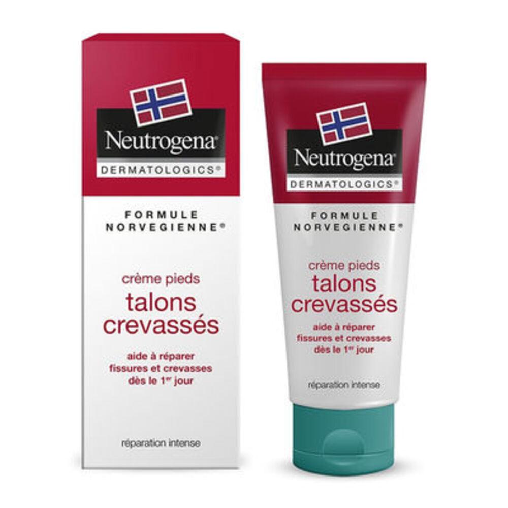 Neutrogena crème pieds talons crevassés 50 ml - neutrogena -210880
