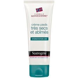 Neutrogena crème pieds très secs - 50 ml - 50.0 ml - pieds - neutrogena Action exfoliante-3084