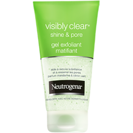 Neutrogena gel exfoliant matifiant 150ml - neutrogena -225935