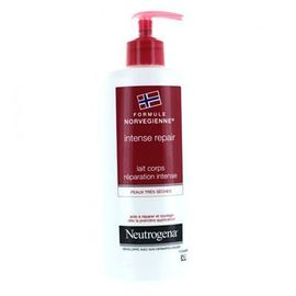 Neutrogena lait corps réparation intense 400ml - neutrogena -225929