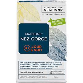 Nez-gorge jour & nuit - granions -223351
