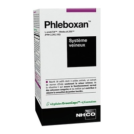 Nhco phleboxan - 42 gélules - nhco -200049