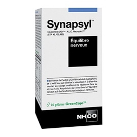 Nhco synapsyl - 70 gélules - nhco -204829