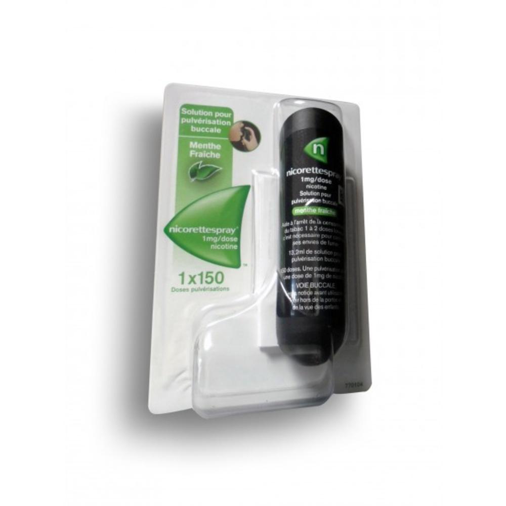 nicorette spray prix